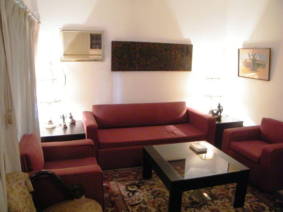 Bedroom, Suite 1