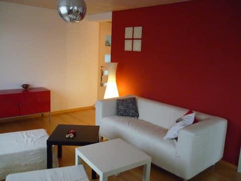 Nice apartment in a quiet area