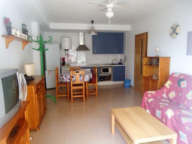 VISTAS AL MAR - Puerto de Mazarrón - Appartement