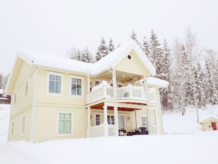 Maison Marit in Lillehammer, Norway