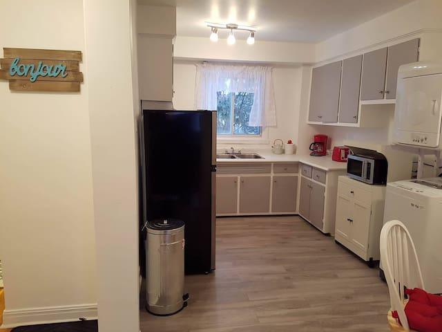 Appartement urbain à 30 min du centre-ville de Mtl - Montréal - Apartment