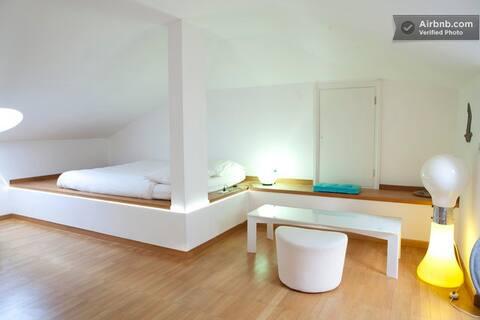 B&B Villa Fortezza Space room