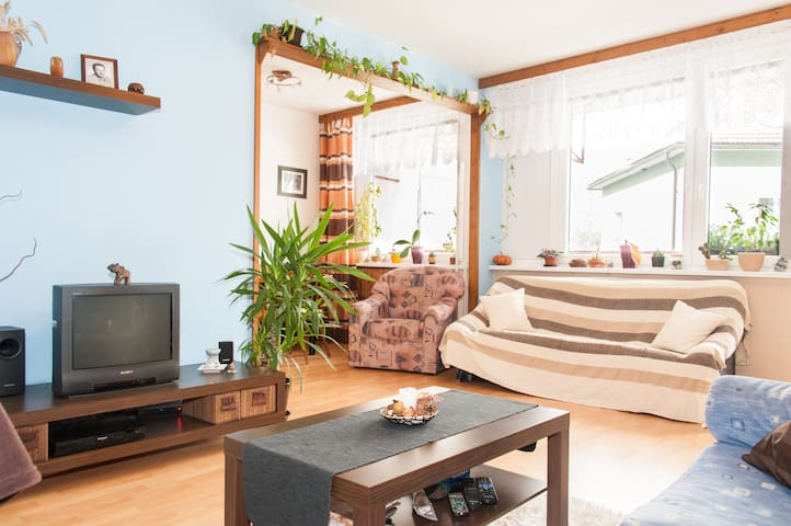 Spacious apartment-Prague outskirts - Praga