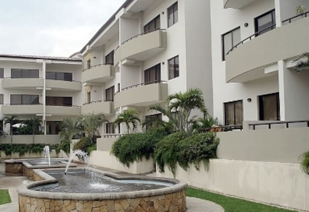 Avalon Condominium, Guard Gate 24/7 Security, Front Area, Santa Ana, Costa Rica