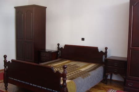 60+20m2 apt. in the center, 55 Eur/4  person/night - Szeged - Lejlighed