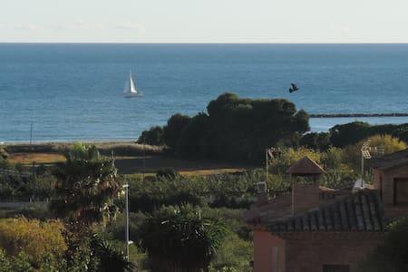 Health with a sea view - Altafulla - Casa
