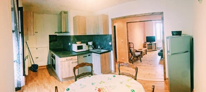 Appartement idéal au coeur du village de Laguiole