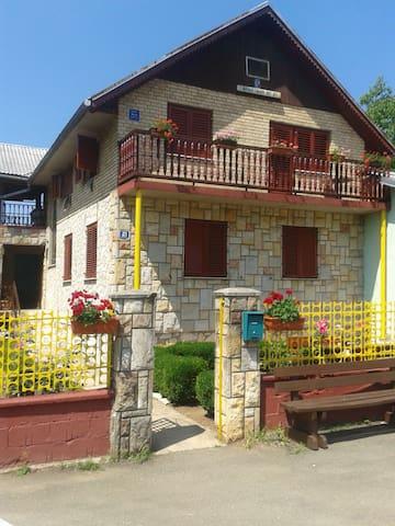 APARTMAN BRANKA /free breakfast - Rudanovac - Apartamento