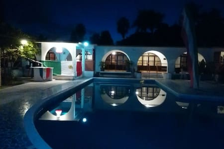 Beautiful Country House near Cuernavaca - Xochitepec