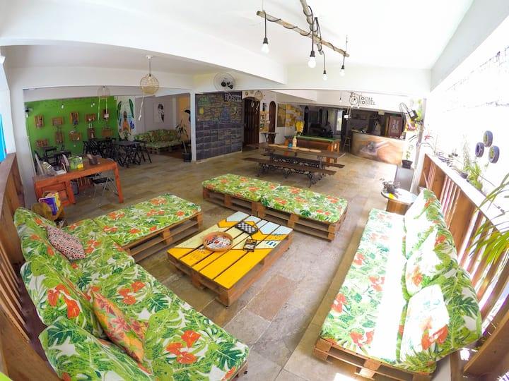 A melhor Localização de Manaus - Suite Standard
