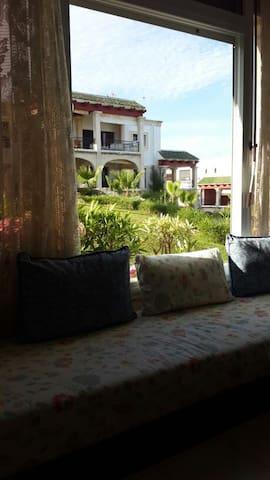 Appartement 70 m² à Marina Smir, route ceuta - Tétouan