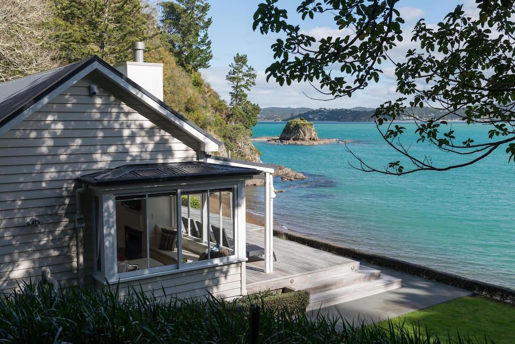 Luxury Lodges North Island New Zealand