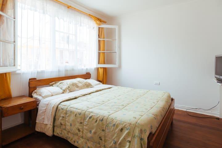 Hospedaje verano La Serena (Habitación 1) - La Serena - Casa