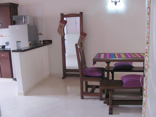 Lindo apartamento en San Gil