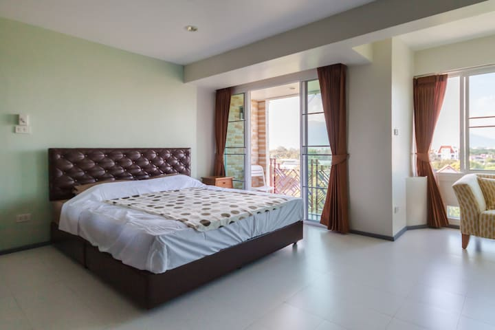 Lovely studio, efficient & charming - Mueang Chiang Mai - Apartemen