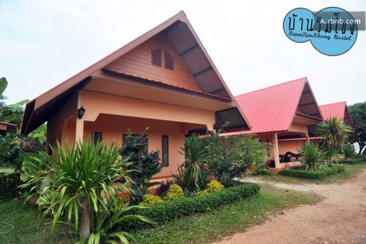 Baan Rim Khong Resort -Single house