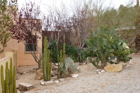 Private/quiet casita near JTNP - Twentynine Palms