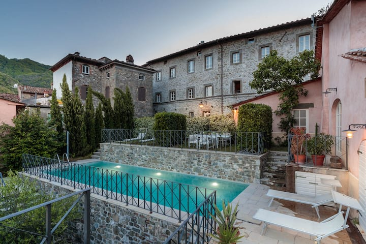 PALAZZO GIUSTI: Understated Luxury with a Welcoming Ambience on the Hills of Lucca