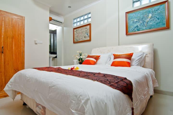 热爱自然人士的家庭旅馆库塔EcoStay