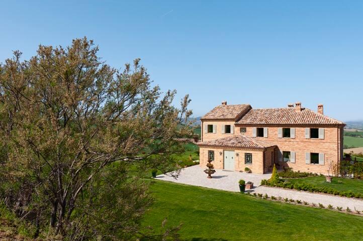 Relais il Margarito-Suite Ortensia - Montefano - Villa