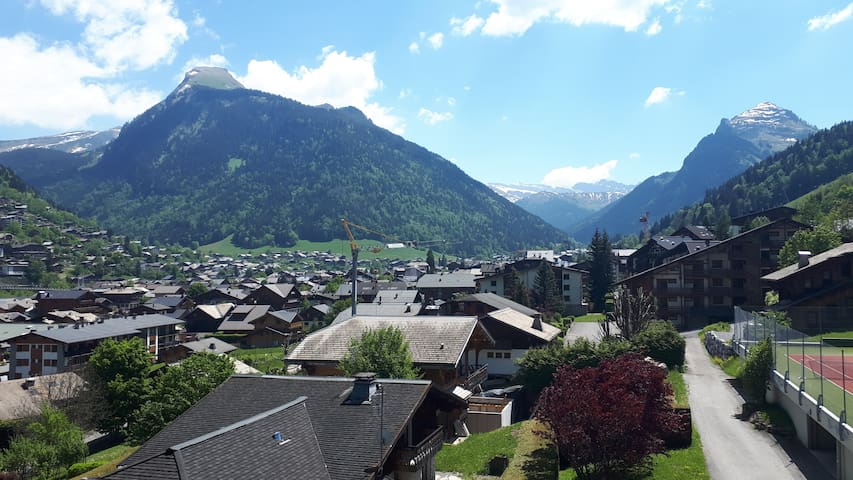 Apartment in downtown MORZINE