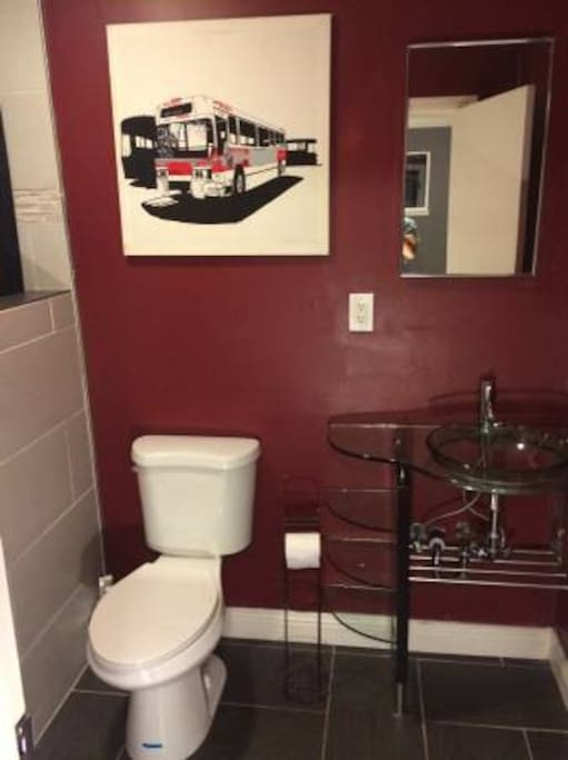 Excellent Remodeled Private Bathroom