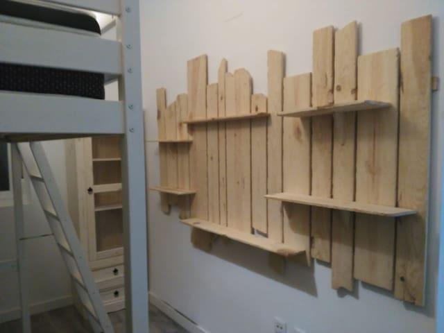 kuki habitación