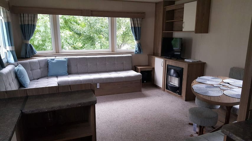 Holiday Home - Combe Haven Holiday Park