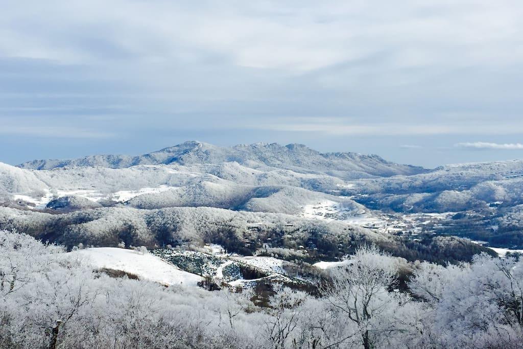 Winter view!