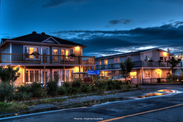 Mini condo - Appartement - Motel avec vue