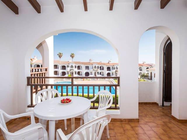 Appartamento in un complesso ben curato con piscina - Giardino Girasol Superior 2