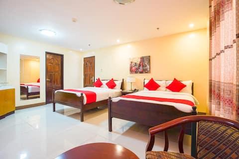 Suite Family in Hotel Edmundo