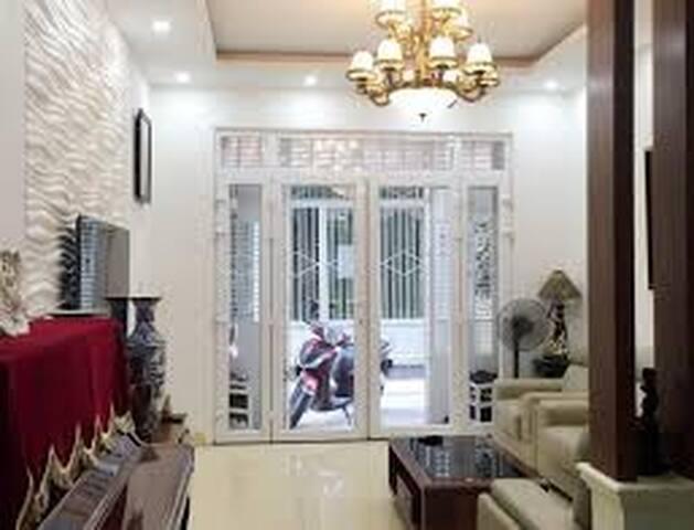 Huy House Lam Van Ben Cool stay - Ciudad de Ho Chi Minh - Casa