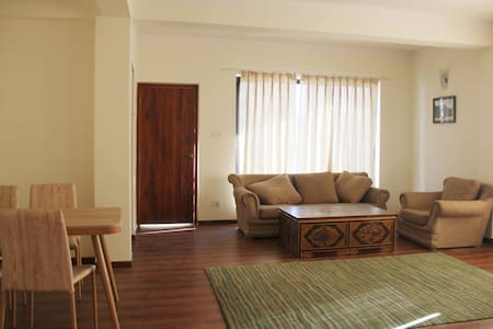Boudha Residency 1: 3 Bedroom Apartment w/Balcony