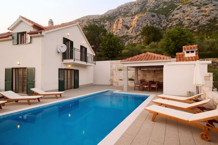 New inVilla!Sauna,heated pool,arbor - Gata - Villa