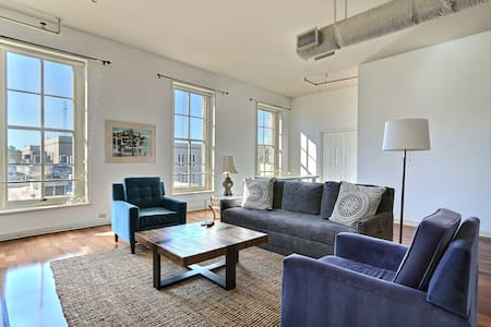 Gorgeous Apartment in the Heart of Downtown - Savannah - Loft