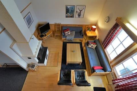 Apartment with sauna in Saariselkä - Rentun Maja