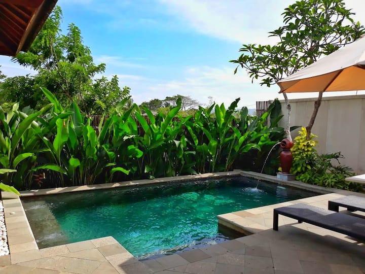 Villa Kalicaa Tanjung Lesung Resort