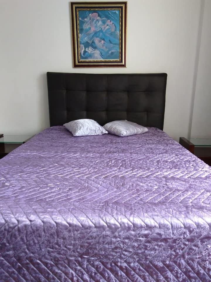 Cómoda habitación, barrio Alhambra