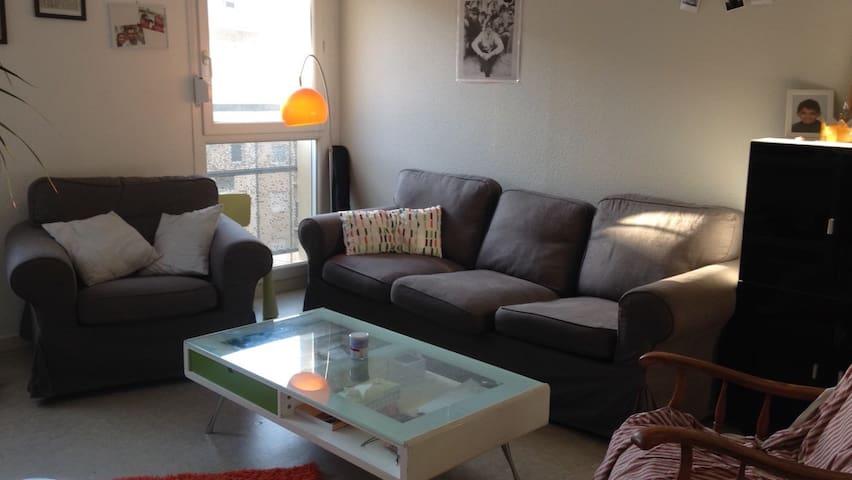 Charmant f3 idéalement situé au coeur de Clermont - Clermont-Ferrand - Wohnung