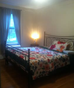 King size bed & breakfast - Westmount - Wohnung