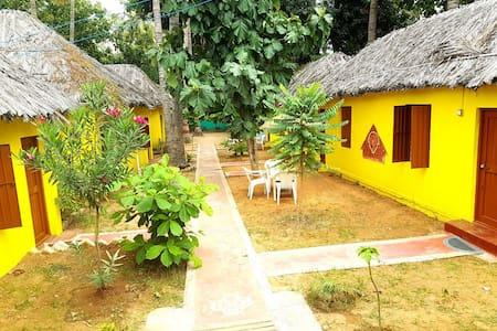 Hampi Island Rooms(triple)