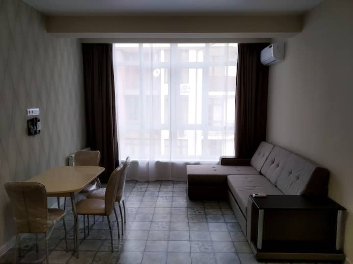 Апартаменты на пятом этаже