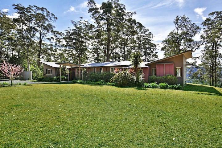 Cherrywood - A Modern Australian Bush Home