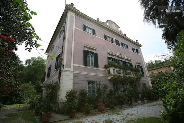 Apartments in historic villa! - Molina di Quosa-rigoli - Leilighet