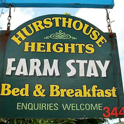 Hursthouse Heights Farmstay