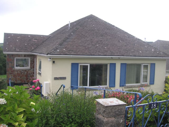 Comfortable self-contained suite, near the Coast! - Cornwall - Huis