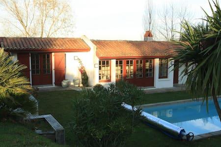 Bidart, Jolie maison avec piscine - Bidart - Haus