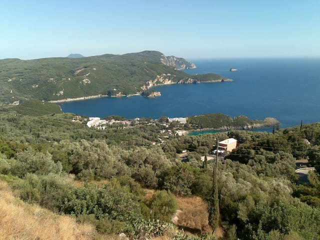 "Holiday on corfu "" Villa panorama "" - Kerkira - Byt"