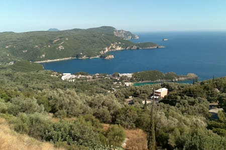 "Holiday on corfu "" Villa panorama """